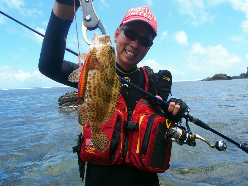赤崎リーフのルアーゲーム | 沖縄釣りポータルサイト「沖縄釣り」